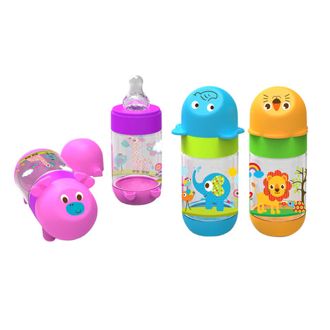Baby Safe Bottle Botol Susu Bayi AP001 - 125ml