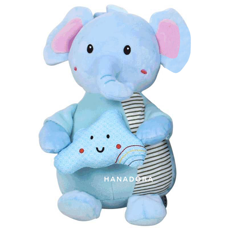 Catell Love Boneka Musik MP01 - Elephant