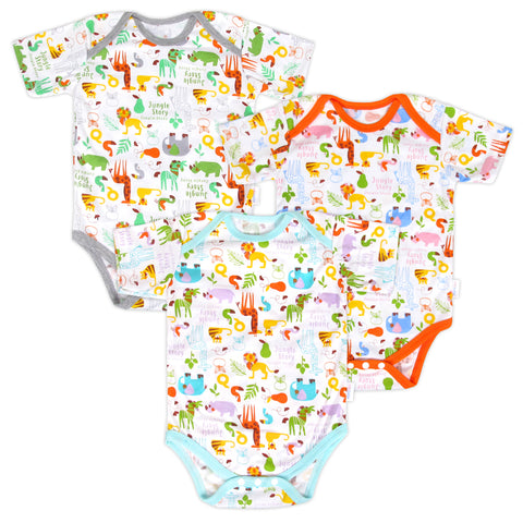 Miabelle Bodysuit Set 3pcs FP04