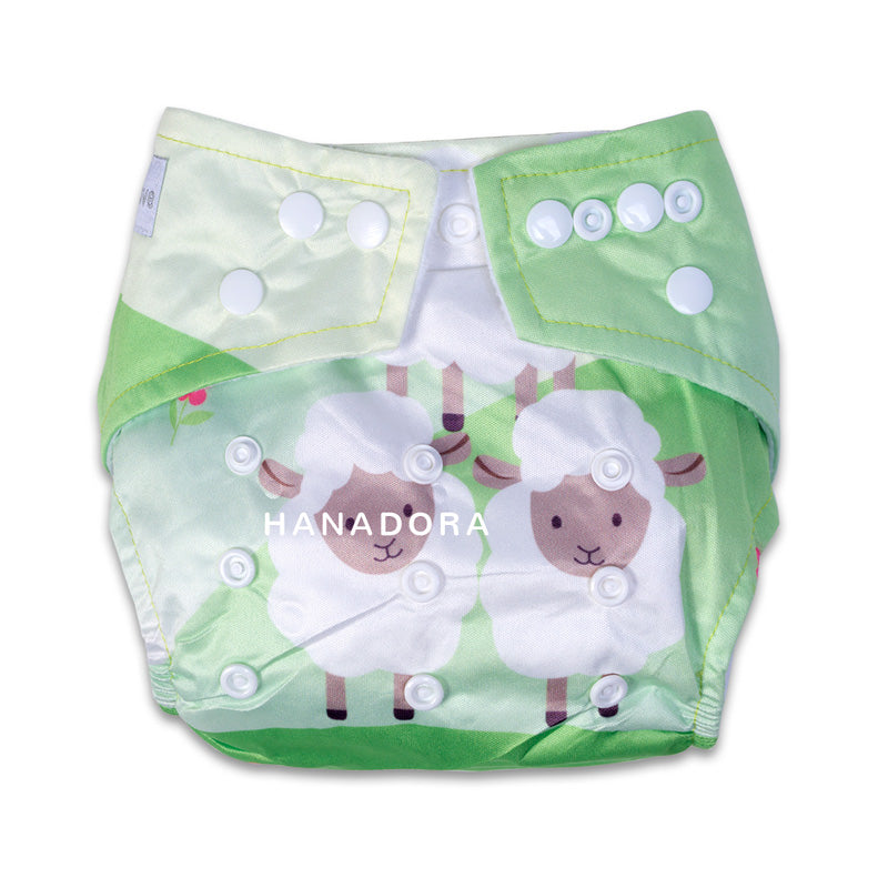 Catell Love Cloth Diaper Clodi - D