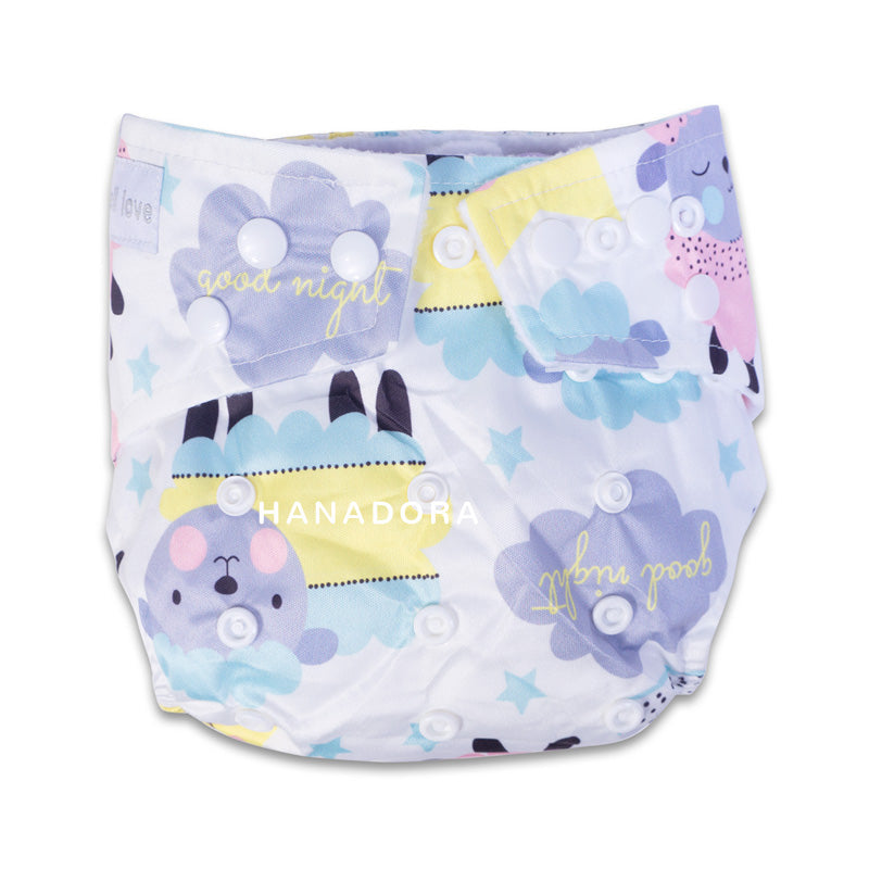 Catell Love Cloth Diaper Clodi - G