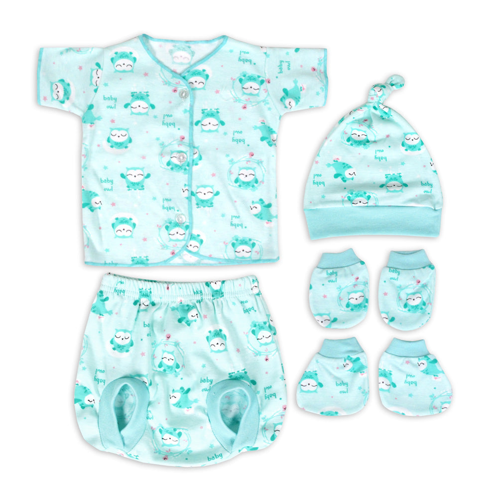 Miabelle Newborn Set 4in1 FP05 - Tosca