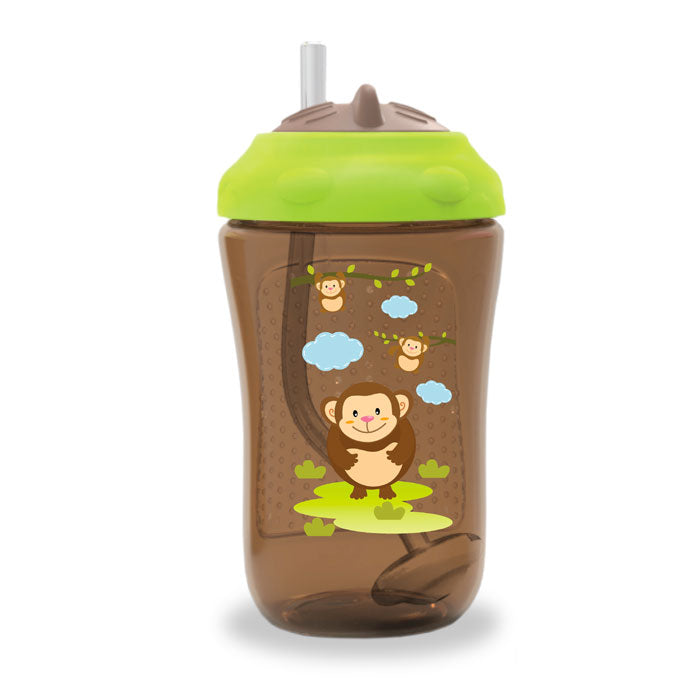 Baby Safe Cup with Weighted Straw 300ml FS405