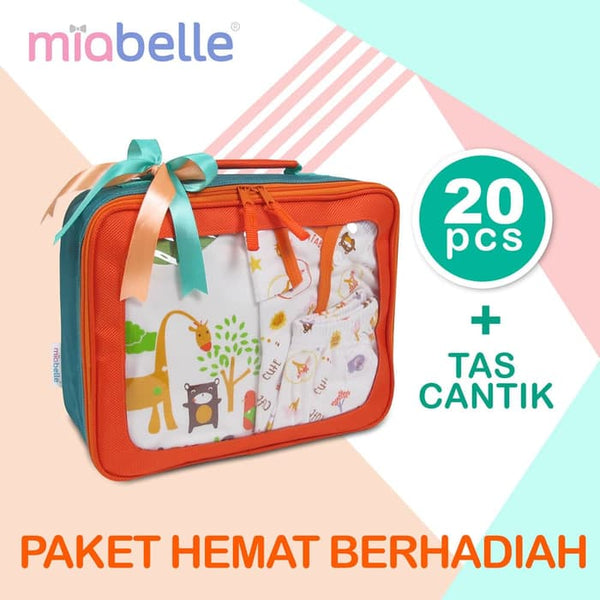 Miabelle Gift Bag Limited Edition GB01 - Orange