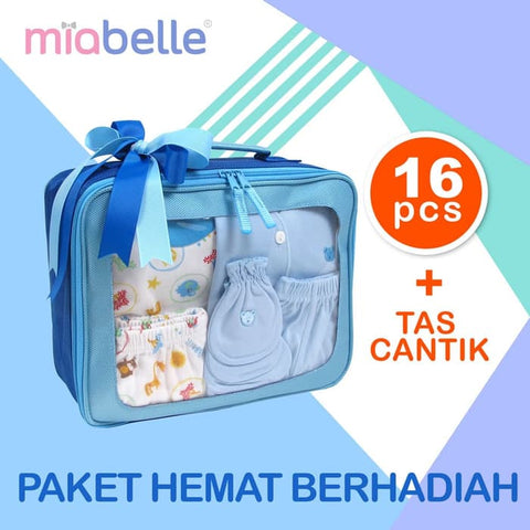 Miabelle Gift Bag Limited Edition GB02 - Biru