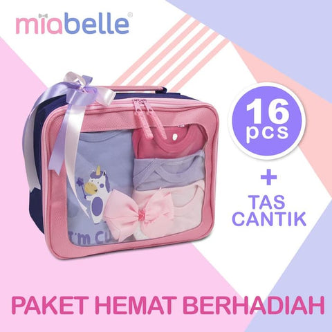 Miabelle Gift Bag Limited Edition GB03 - Pink