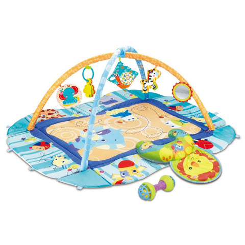 NB Baby Playmat 2in1 Deluxe 023-52 - Matras Mainan Bayi