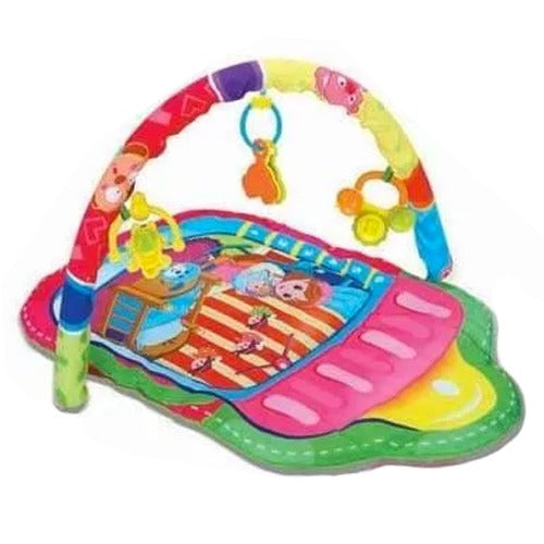 NB Baby Playmat - Bottle Shape - Matras Mainan Bayi