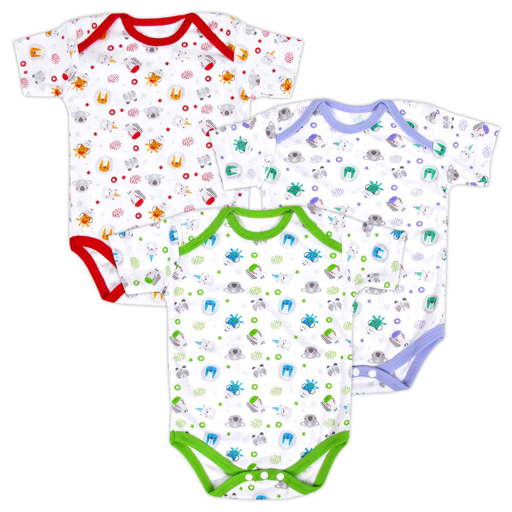 [BUNDLE] Miabelle Bodysuit FP03 Set 3pcs