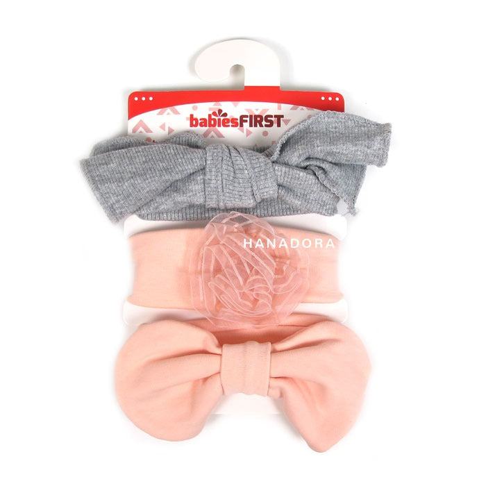 Babies First Korean Style Headband - Set K