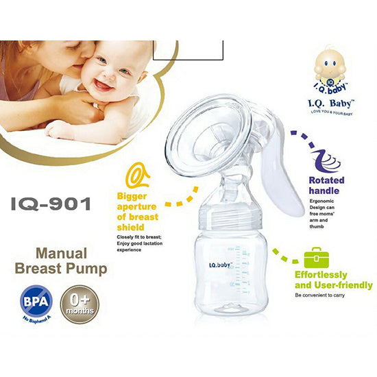 IQ Baby Manual Breastpump IQ901