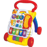 iBaby 2in1 Music Baby Walker