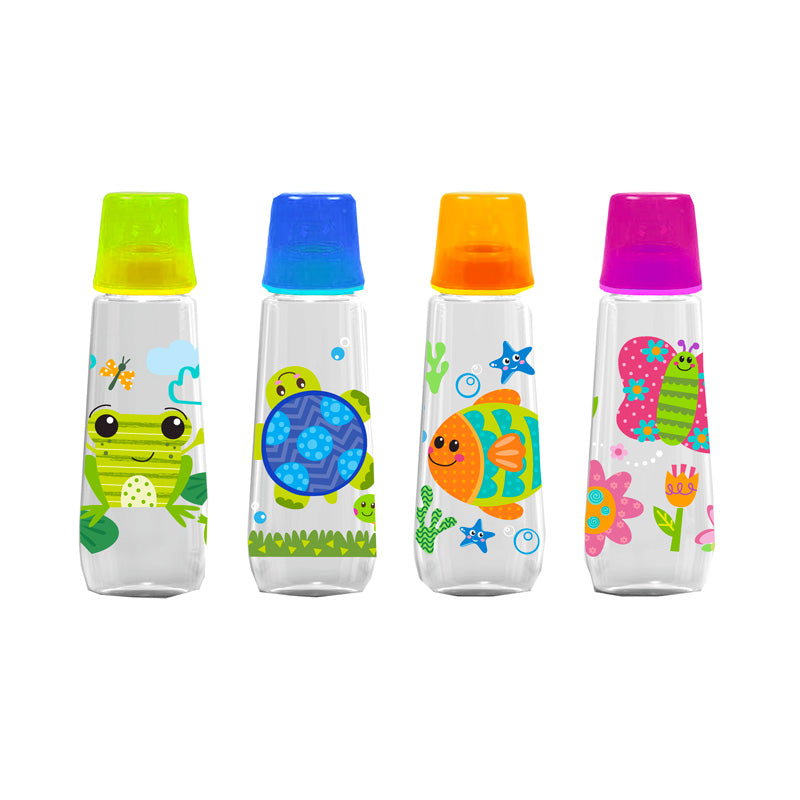 Baby Safe Bottle 250ml JS002 - Botol Susu