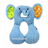JollyBaby Headrest Pillow - Bantal Leher - Elephant