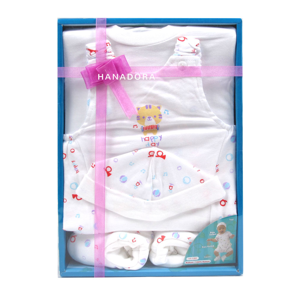 Kiddy Baby Set KD11135 - Pink