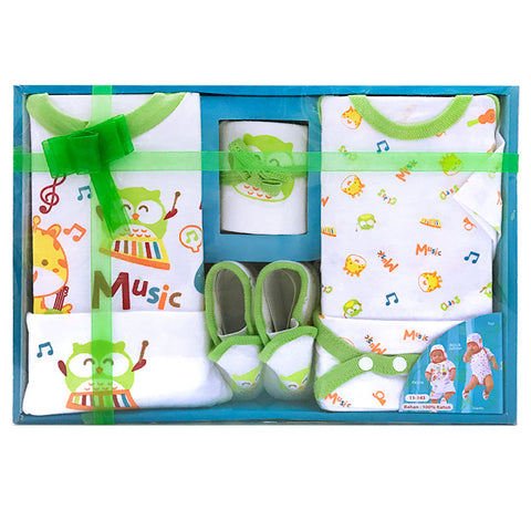 Kiddy Baby Set KD11143 - Hijau