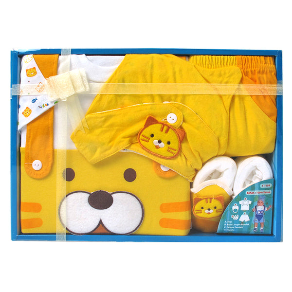 Kiddy Baby Set KD11154 - Kuning