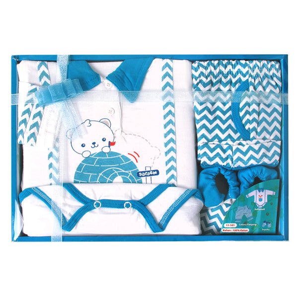 Kiddy Baby Set KD11161 - Biru