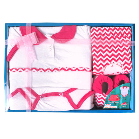 Kiddy Baby Set KD11161 - Pink