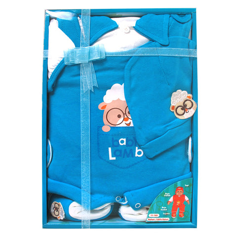Kiddy Baby Set KD11165 - Biru
