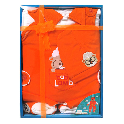 Kiddy Baby Set KD11165 - Orange