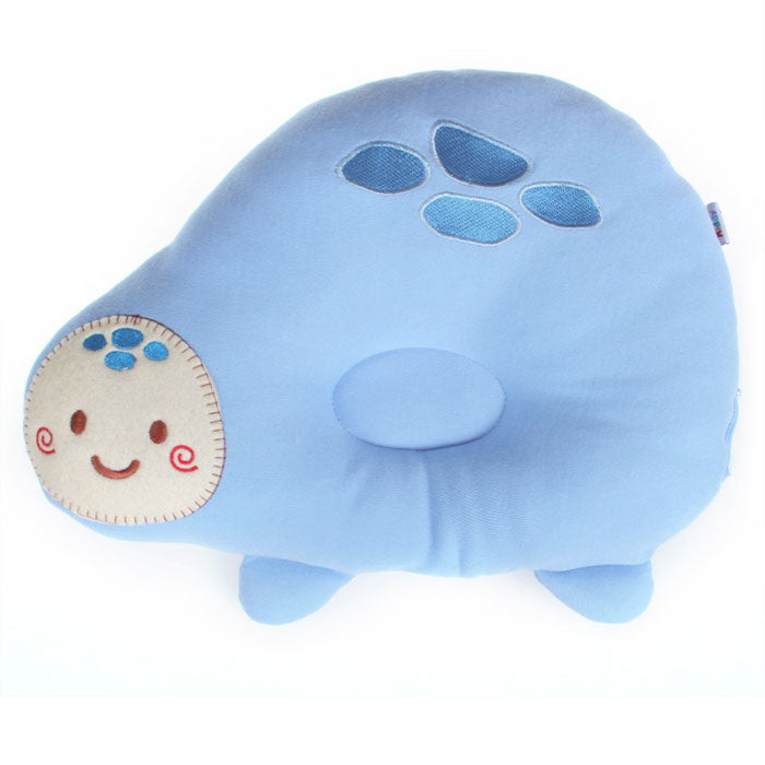 Kiddy Baby Pillow KD2580 - Blue - Bantal Bayi