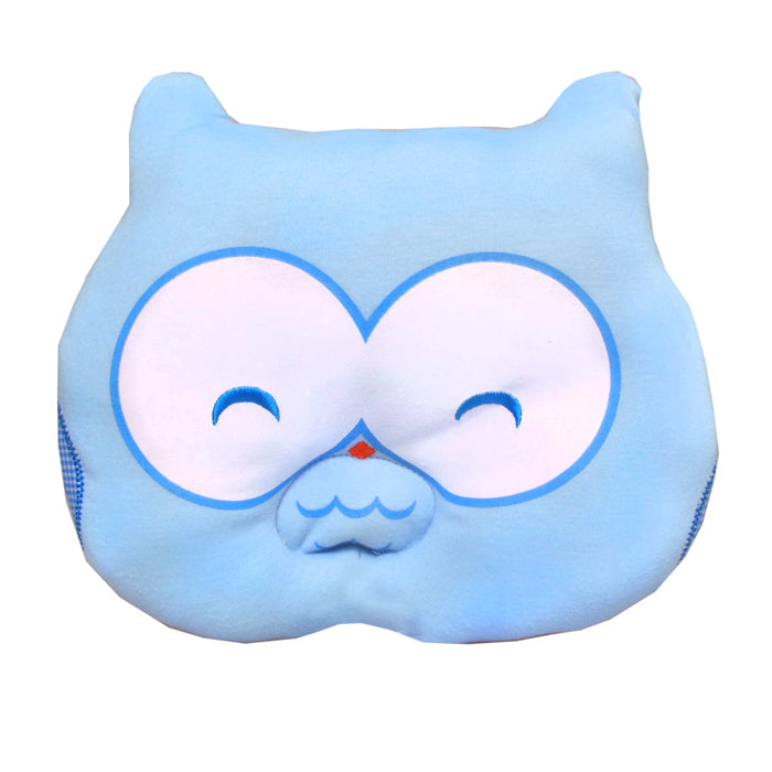 Kiddy Baby Pillow KD2620 - Blue - Bantal Bayi