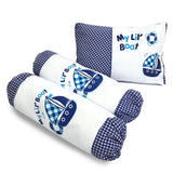 Kiddy Baby Pillow Set 2in1 KD2621 - Biru