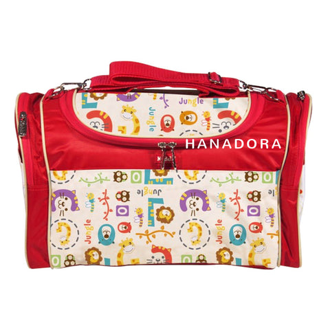 Kiddy Tas Bayi KD5012/KD5014 - Red