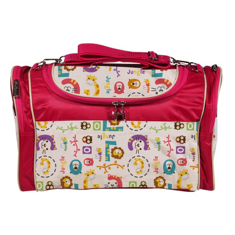 Kiddy Diaper Bag Tasy Bayi KD5012 - Pink