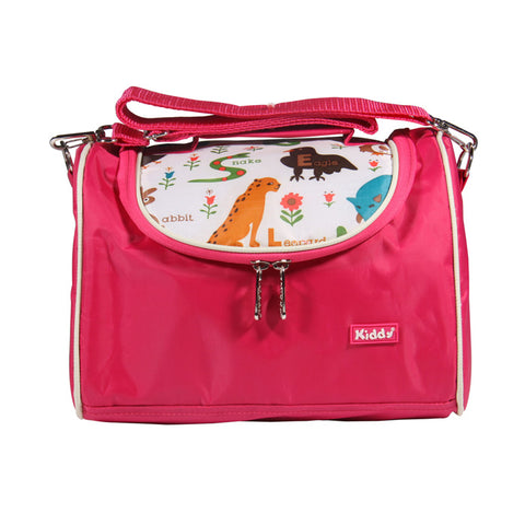 Kiddy Lunch/Cooler Bag KD5013 - Pink