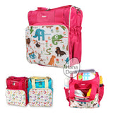 Kiddy Diaper Bag Tasy Bayi KD5014 - Tosca
