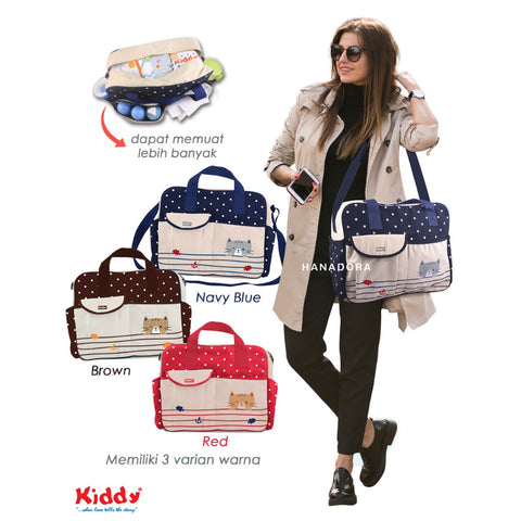 Kiddy Diaper Bag KD5032 - Tas Bayi