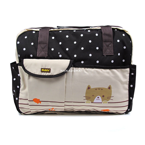 Kiddy Diaper Bag KD5032 - Tas Bayi - Coklat