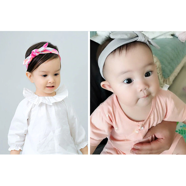 Babies First Korean Style Headband - Set E