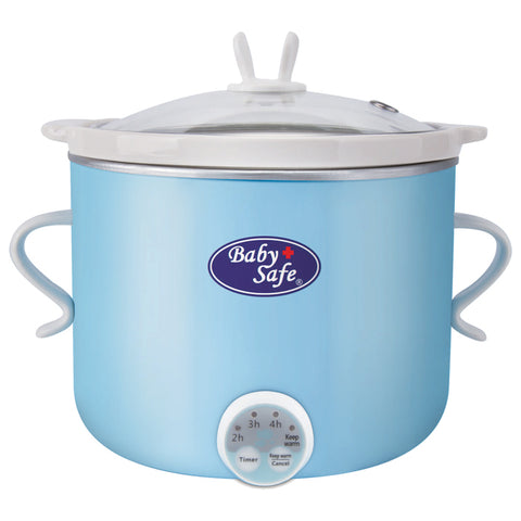 Baby Safe Digital Slow Cooker LB007 - 0.8Liter