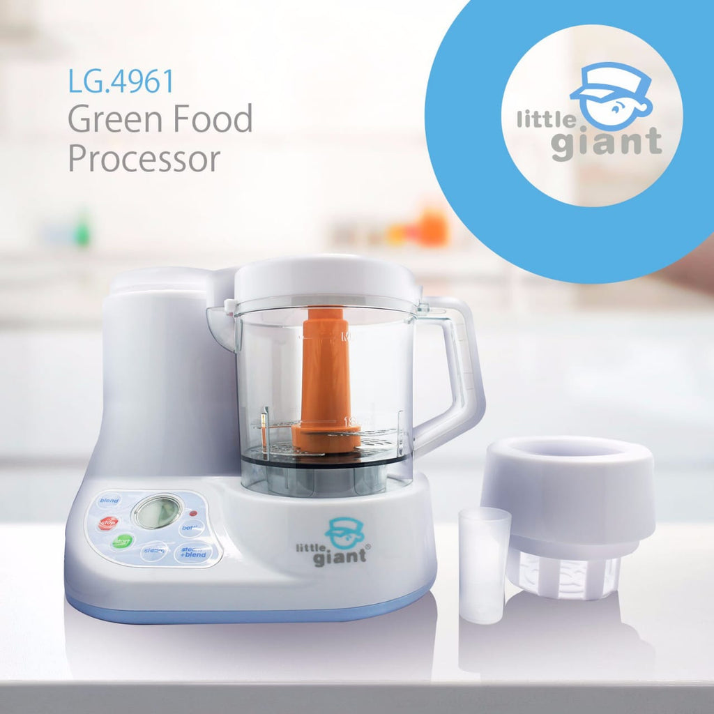 Little Giant Green Food Processor LG4961