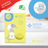 Little Giant Electrical Breastpump NOVA LG6938 - Kuning