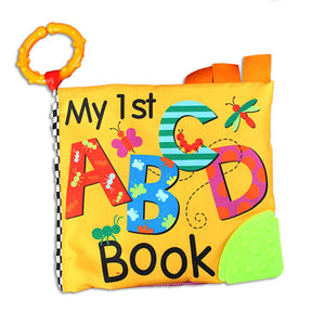My First ABCD Book