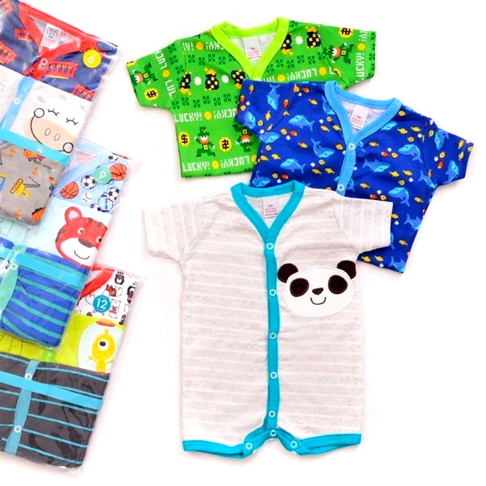 Romper 3in1 - Boy