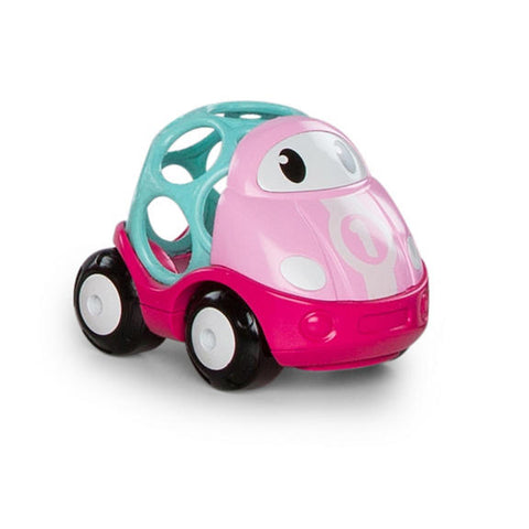 Oball Go Gripper - Pink Race Car
