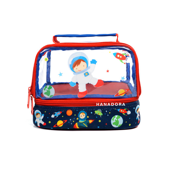 PW Mini Double Decker Lunch Bag (Tas Saja) - Astronout