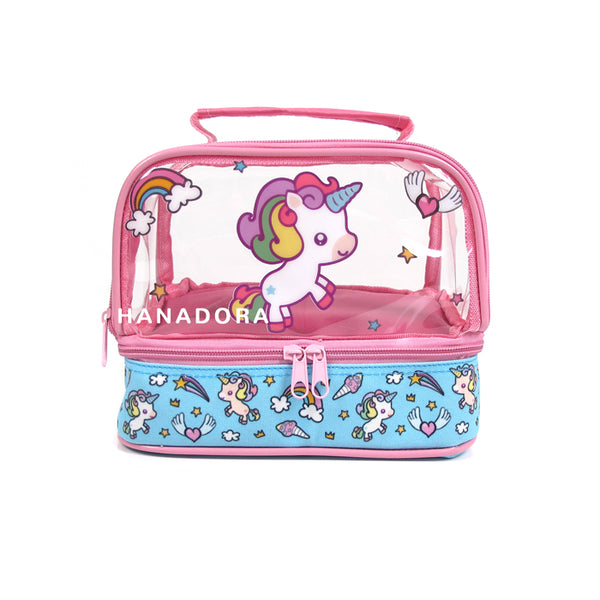 PW Mini Double Decker Lunch Bag (Tas Saja) - Unicorn