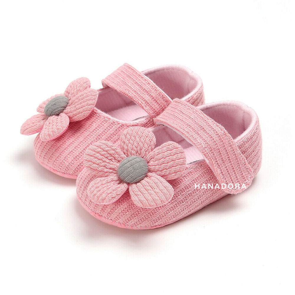 Prewalker Shoes PW09 - Pink