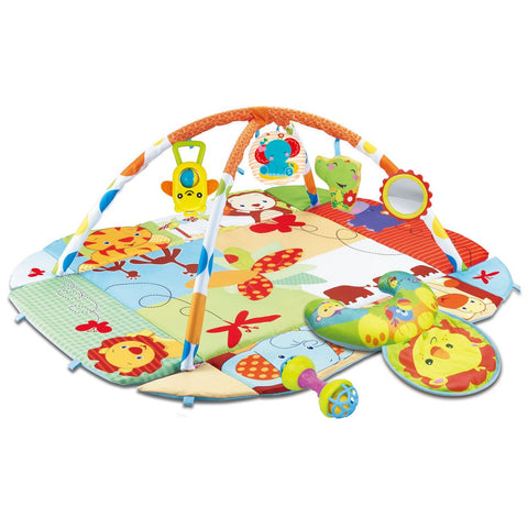 NB Baby Playmat 2in1 Deluxe 023-54