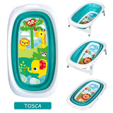 Right Starts Foldable Tub - Tosca