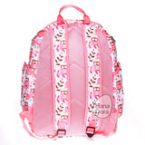 Right Starts Diaper Bag Backpack Owl - Pink