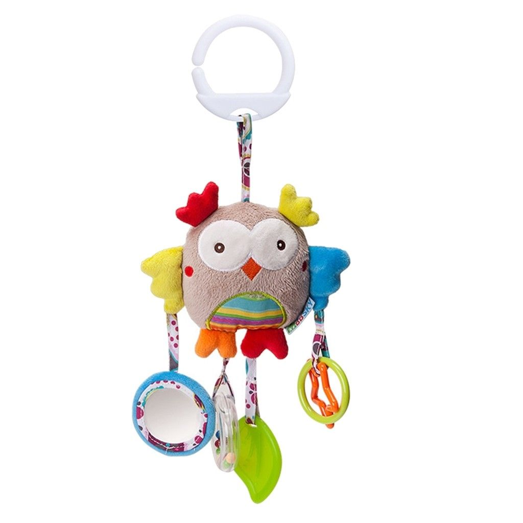 Catell Love Rattle Teether RT01 - Mainan Stroller Gigitan Bayi