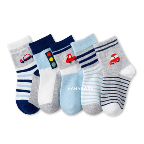 Catell Love 5 Pack Socks - SC503