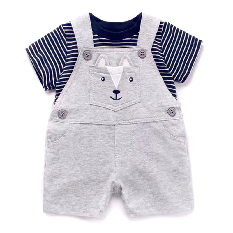 Catell Love 2-Piece Shortalls SHT05